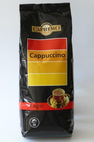 Caprimo cappuccino kávé italpor