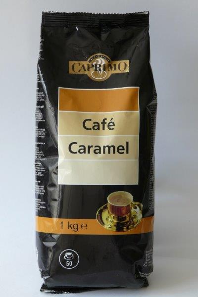 Caprimo Caramel Cappuccino kávé italpor