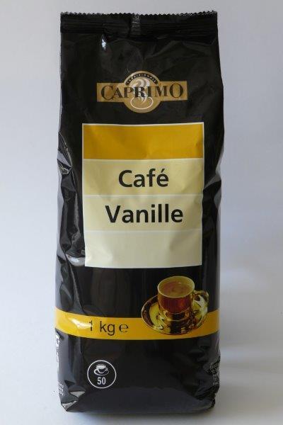 Caprimo vaniliás cappuccino kávé italpor