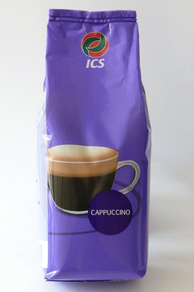ICS Cappuccino kávé italpor
