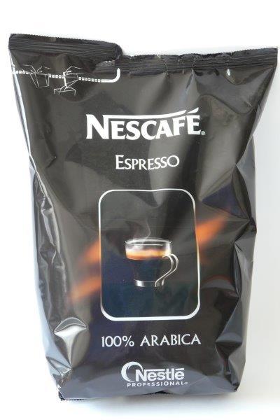 Nescafé espresso kávé italpor